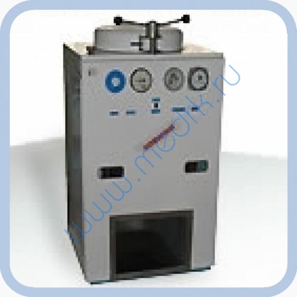 Стерилизатор (автоклав) ВКУ 50-1-ПЗ-АМТ  Вид 1