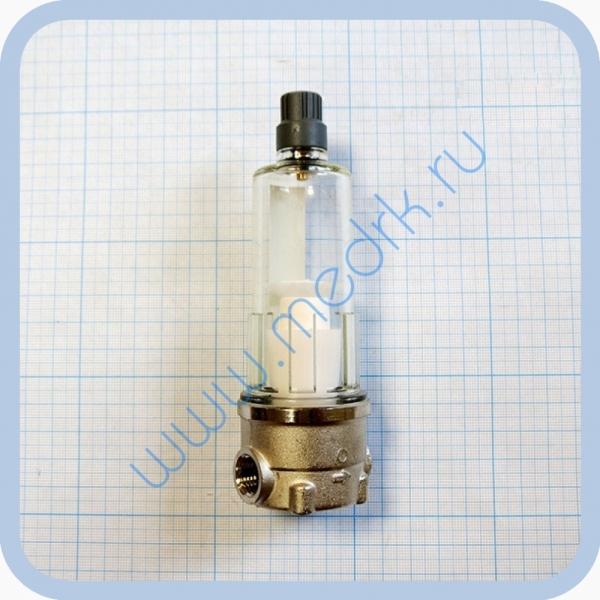 Влагоотделитель - фильтр Camozzi N204-F10 на стоматологическую установку  Вид 3