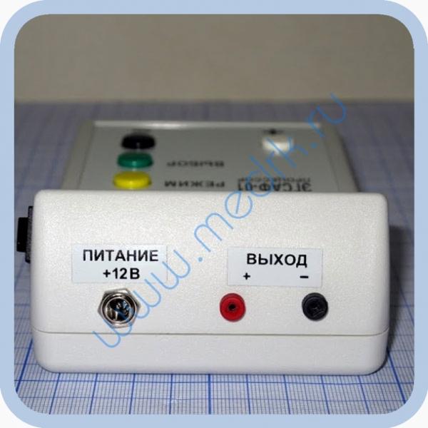 Аппарат для электрофореза и электросна ЭГСАФ-01  Вид 2