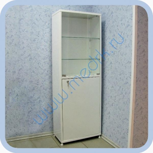 Шкаф медицинский металлический ШМ-01-МСК  Вид 1