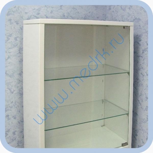 Шкаф медицинский металлический ШМ-01-МСК  Вид 2