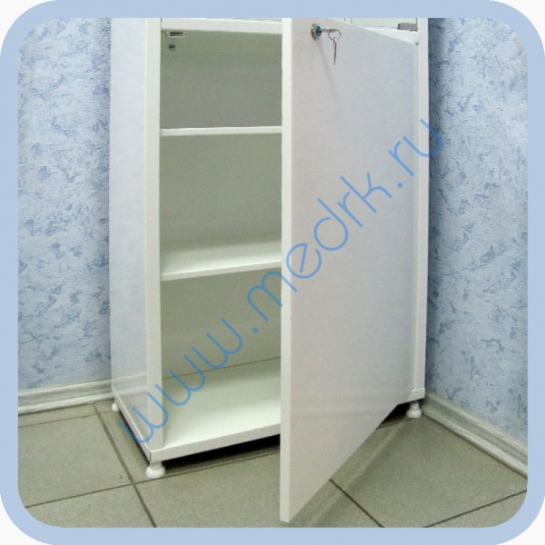 Шкаф медицинский металлический ШМ-01-МСК  Вид 4