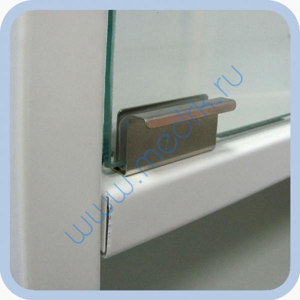 Шкаф медицинский металлический ШМ-01-МСК  Вид 10