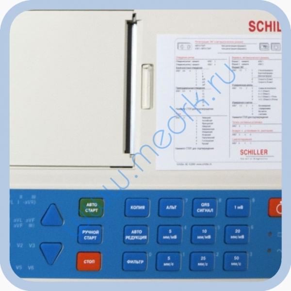 Электрокардиограф SCHILLER CARDIOVIT AT-1  Вид 5