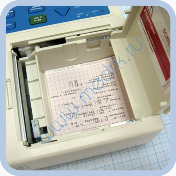Электрокардиограф SCHILLER CARDIOVIT AT-1  Вид 6
