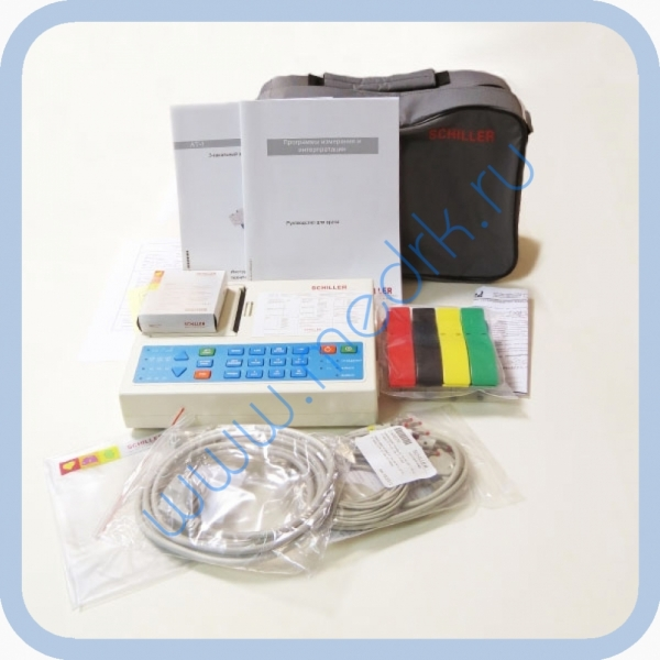Электрокардиограф SCHILLER CARDIOVIT AT-1  Вид 8