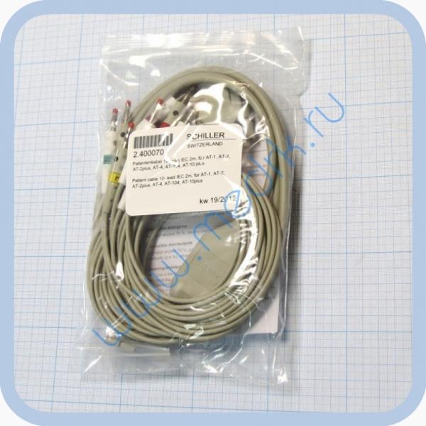 Электрокардиограф SCHILLER CARDIOVIT AT-1  Вид 14