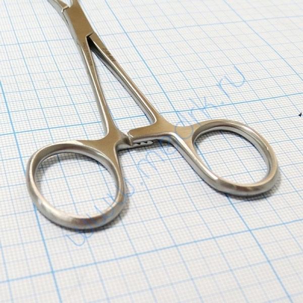 Зажим (Цапка) для операционного белья J-18-010  Вид 5