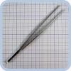 Пинцет анатомический 200х2,5мм J-16-025