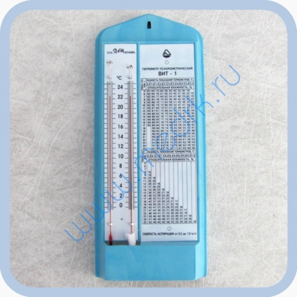 Гигрометр психрометрический ВИТ-1  Вид 1