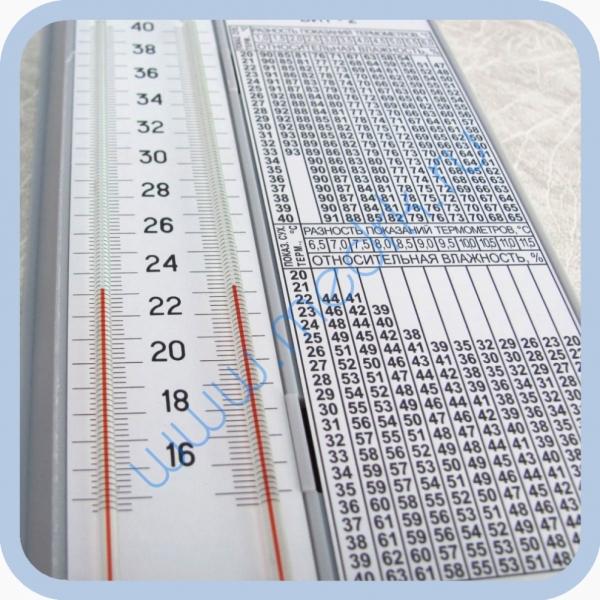 Гигрометр психрометрический ВИТ-2  Вид 2