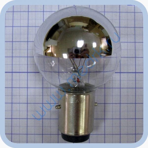 Лампа накаливания Hanaulux 018252 240V 50W BX22d  Вид 1