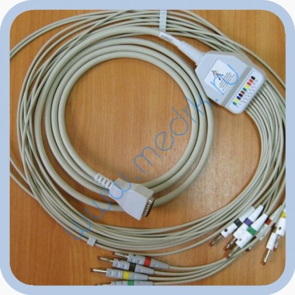 ЭКГ кабель пациента (отведения) FIAB F6736
