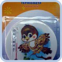 Термометр П-11 (0-50°C) бытовой
