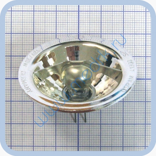 Лампа галогенная (галогеновая) Osram 41900 SP 12V 20W GY4  Вид 1