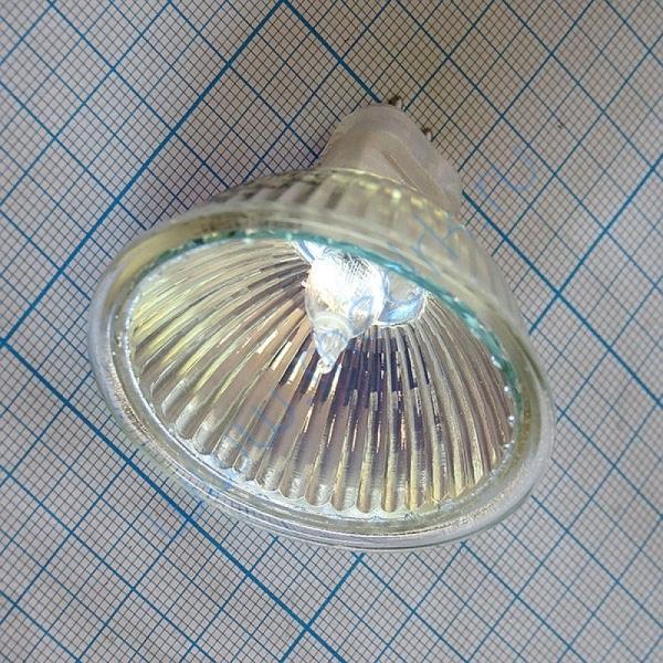 Лампа галогенная (галогеновая) Osram 44865 WFL 12V 35W GU5,3  Вид 4