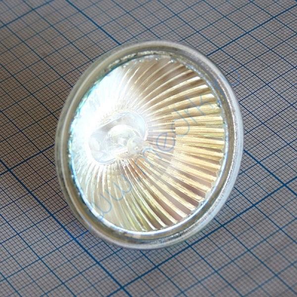 Лампа галогенная (галогеновая) Osram 44865 WFL 12V 35W GU5,3  Вид 5