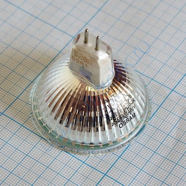 Лампа галогенная (галогеновая) Osram 44870 WFL 12V 50W GU5,3  Вид 2
