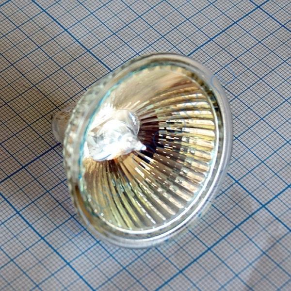Лампа галогенная (галогеновая) Osram 44870 WFL 12V 50W GU5,3  Вид 4