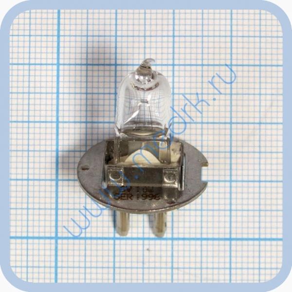 Лампа галогенная (галогеновая) Osram 64222 6V 10W PG22  Вид 2