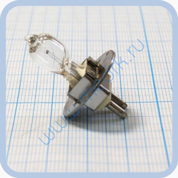 Лампа галогенная (галогеновая) Osram 64222 6V 10W PG22  Вид 4