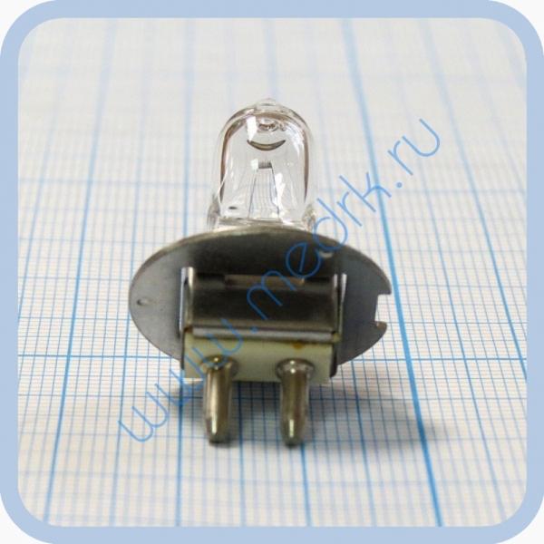 Лампа галогенная (галогеновая) Osram 64222 6V 10W PG22  Вид 5
