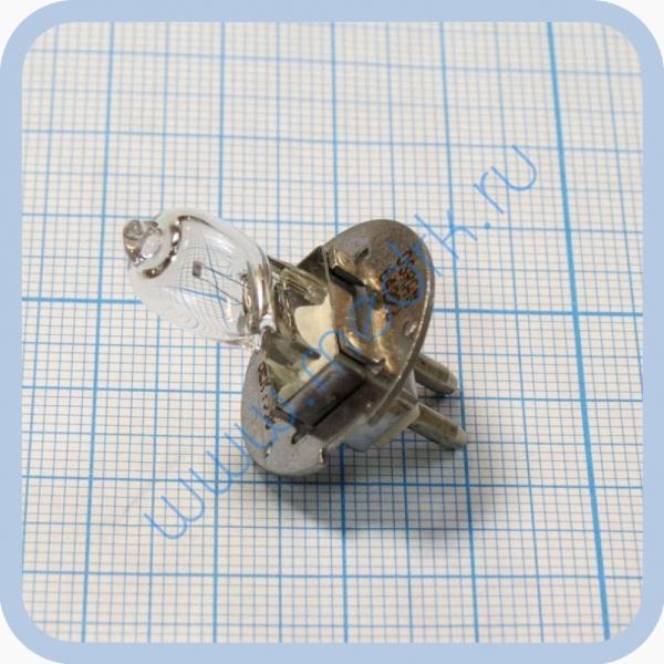Лампа галогенная (галогеновая) Osram 64222 6V 10W PG22  Вид 6