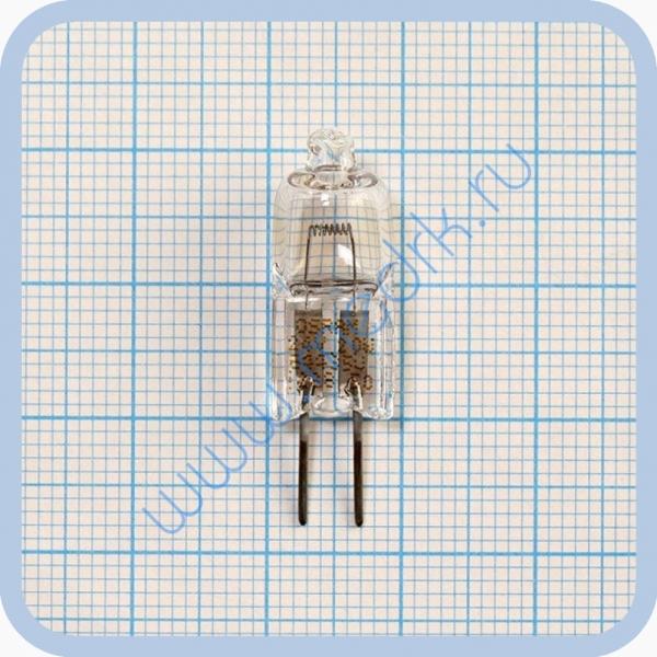 Лампа галогенная (галогеновая) Osram 64435U 24V 20W G4  Вид 1