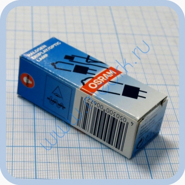 Лампа галогенная (галогеновая) Osram HLX 64640 24V 150W G6,35