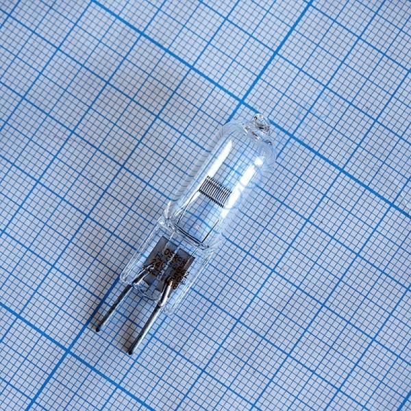 Лампа галогенная (галогеновая) Osram HLX 64642 24V 150W G6,35  Вид 5