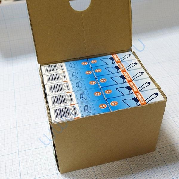 Лампа галогенная (галогеновая) Osram HLX 64655 24V 250W G6,35