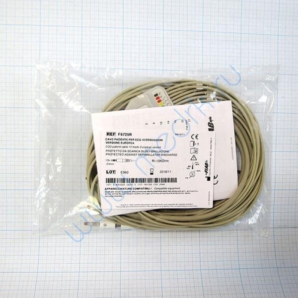 ЭКГ кабель пациента (отведения) FIAB F6725R