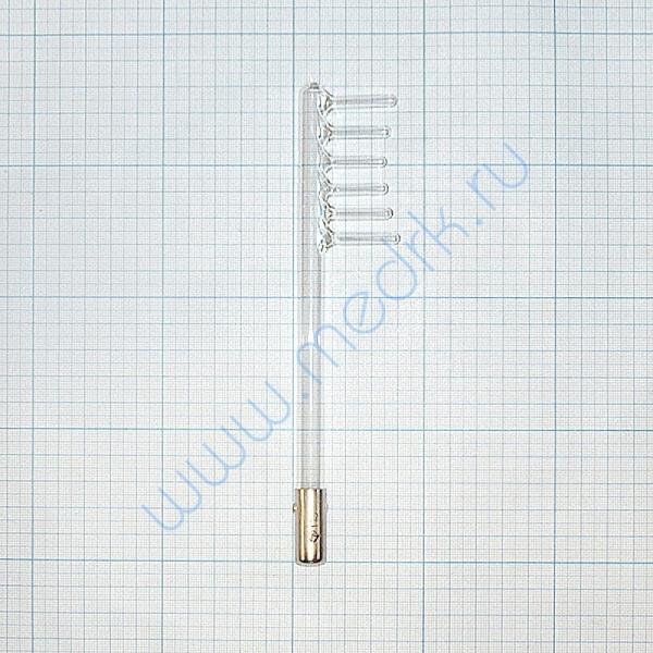 Электрод гребешковый для Дарсонваль Искра-1  Вид 3