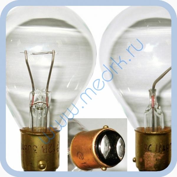 Лампа накаливания К 12-30-2 B15d  Вид 1