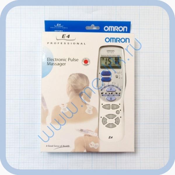 Массажер миостимулятор электростимулятор Omron E4 Tens электрический  Вид 1
