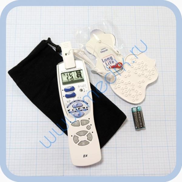 Массажер миостимулятор электростимулятор Omron E4 Tens электрический  Вид 3