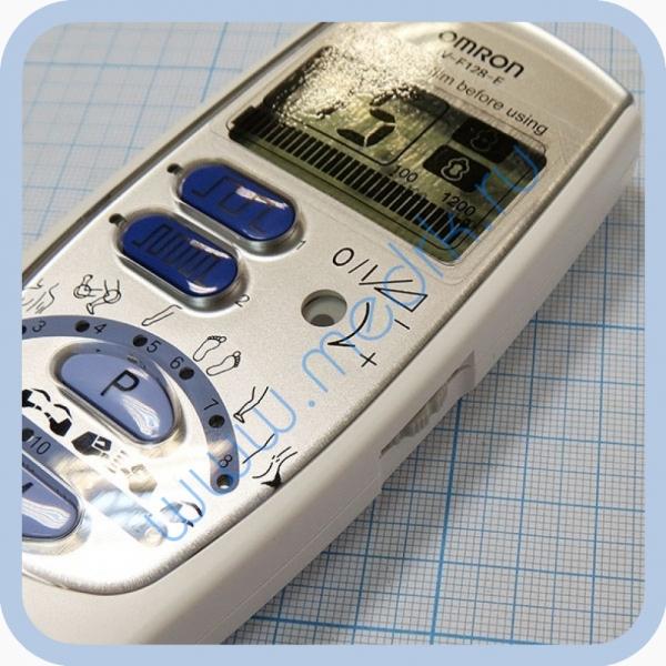 Массажер миостимулятор электростимулятор Omron E4 Tens электрический  Вид 16