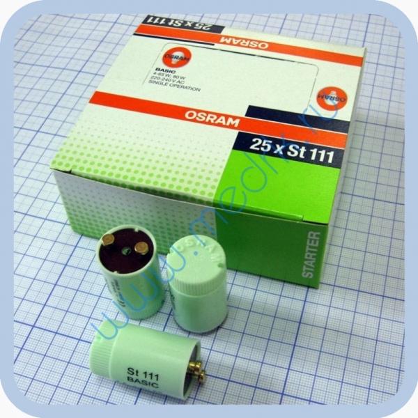 Стартер ST111 Osram 4-80W Basic для люминесцентных ламп