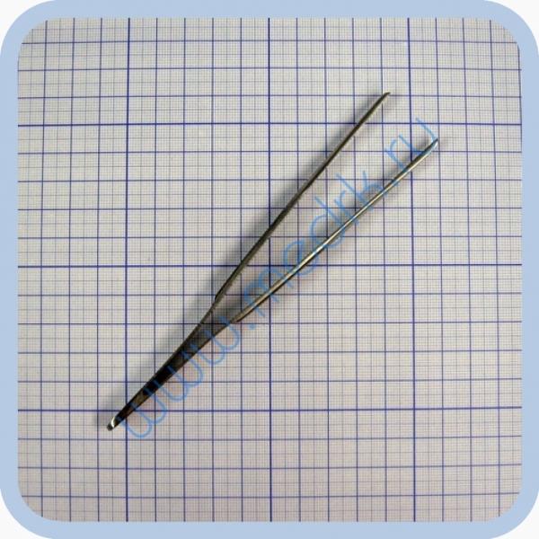 Пинцет анатомический 145 мм J-16-022   Вид 1