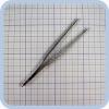 Пинцет анатомический 145 мм J-16-022