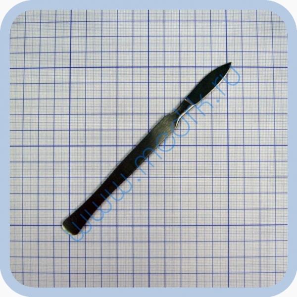 Скальпель остроконечный средний J-15-027  Вид 1