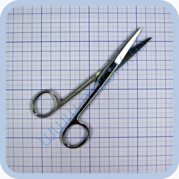 Ножницы прямые с 2 острыми концами 145 мм J-22-020