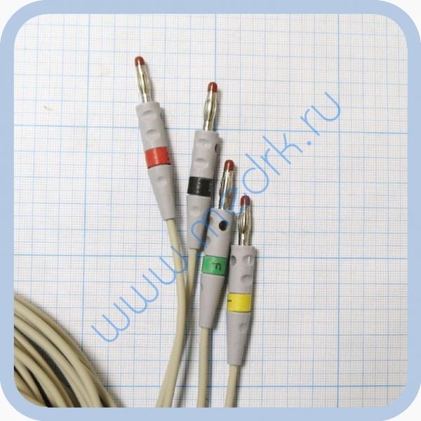 ЭКГ кабель пациента (отведения) FIAB F6746R  Вид 2