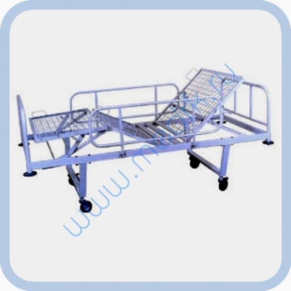 Кровать функциональная КФ3-01-МСК медицинская  Вид 1