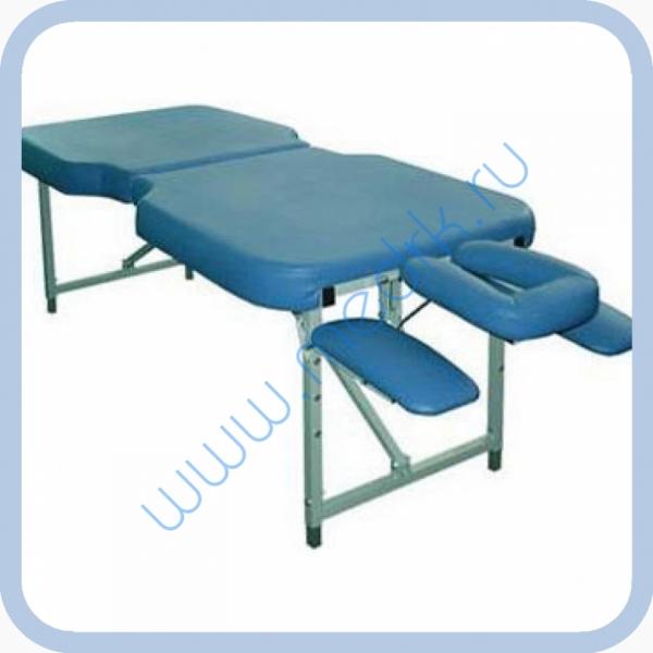 Стол массажный складной Compact Maxi