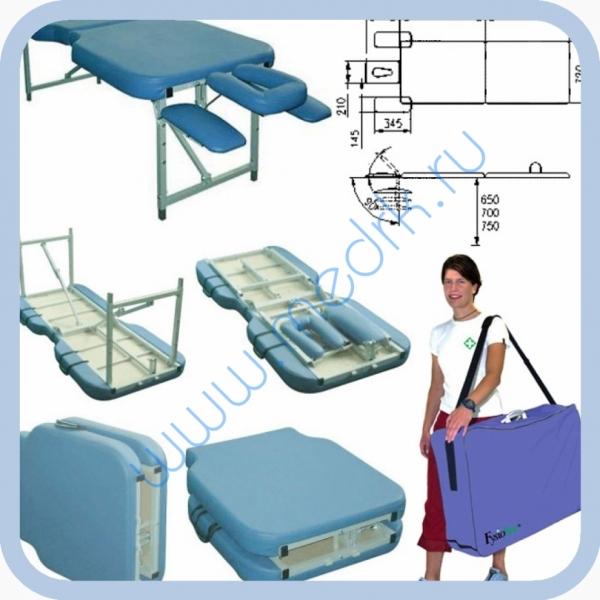 Стол массажный складной Compact Maxi  Вид 1