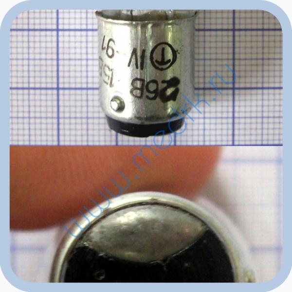 Лампа СМ 26-15 B15d/18 самолетная накаливания  Вид 1