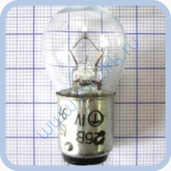 Лампа СМ 26-15 B15d/18 самолетная накаливания  Вид 2