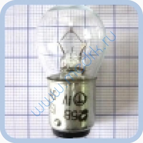 Лампа СМ 26-15 B15d/18 самолетная накаливания  Вид 3