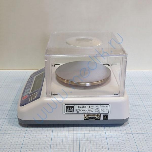 Весы лабораторные электронные ВК-300.1   Вид 3